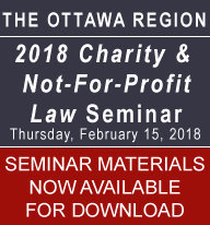 2018 Ottawa Seminar Download Seminar Materials